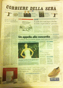 CORRIERE DELLA SERA - Professionisti, i club digitali per fare rete (15/11/2013)